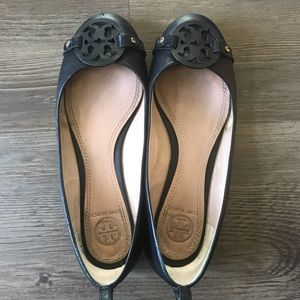 Tory Burch Mini Miller Flats
